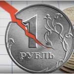 Рубль начал слабеть на фоне снижения нефтяных котировок