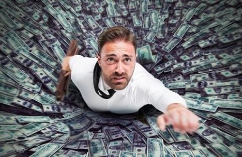 Психология: почему в жизни человека есть кредиты и долги