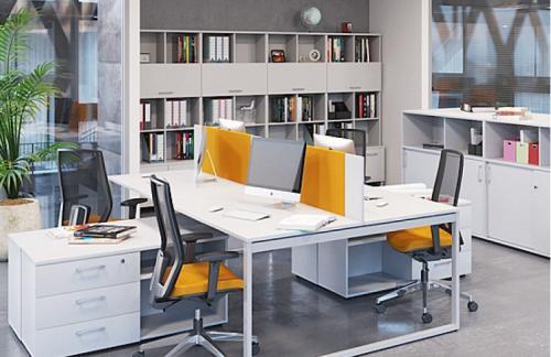 Мебель для открытого офиса: принципы выбора