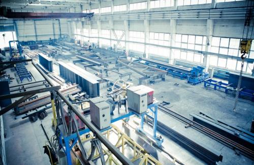 Открытие предприятия по производству металлоконструкций