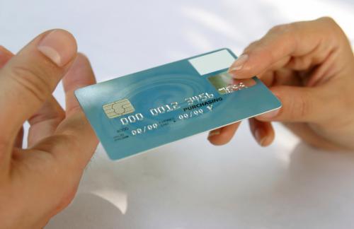 Оформление кредита на банковскую карту