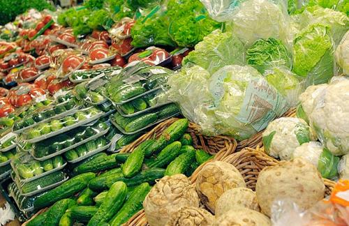 Центробанк РФ впервые зафиксировал снижение цен на овощи