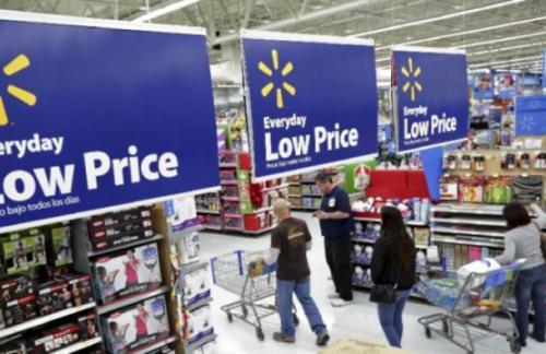 Инфляция в США ускорилась до максимума за три года