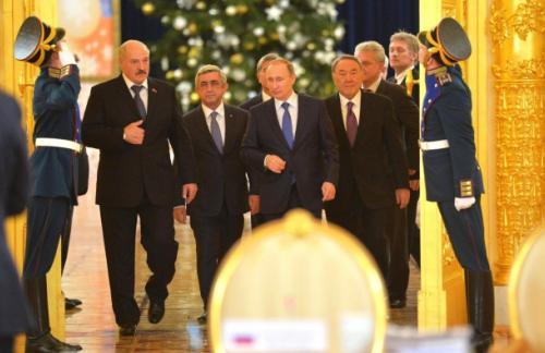 ЕАЭС планирует заключить торговое соглашение с КНР