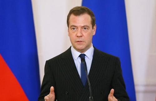 Медведев подтвердил планы по снижению госприсутствия в экономике