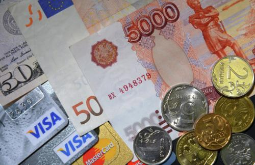 Реальный эффективный курс рубля вырос за апрель на 13,2%