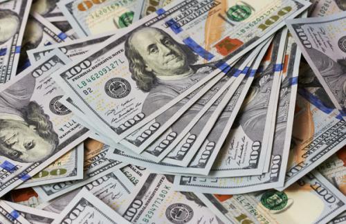 Международные резервы РФ уменьшились до 360 млрд долларов