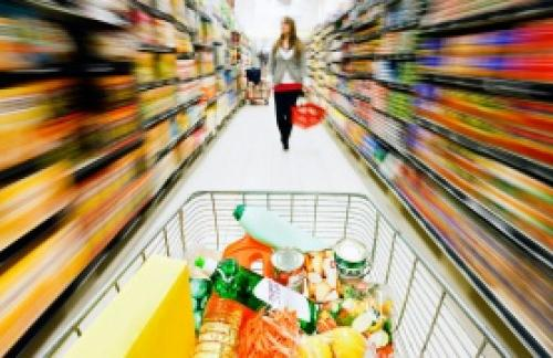 Инфляция в РФ в марте замедлилась в 2 раза до 1,2%