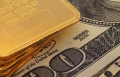 Международные резервы РФ снизились на $500 млн