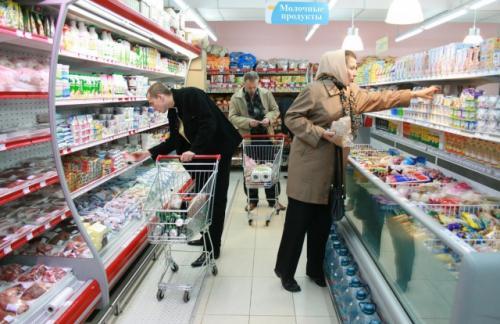 Годовая инфляция в РФ уже ниже 10%