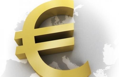 ЦБ опустил курс евро ниже 72 рублей