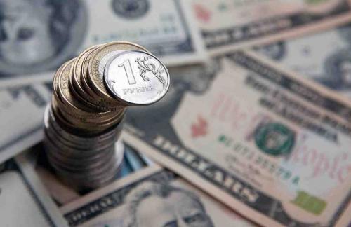 ЦБ опустил курс доллара ниже 66 рублей