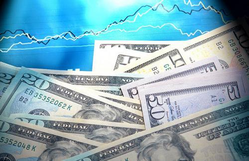 Дефицит бюджета США сократился до восьмилетнего минимума