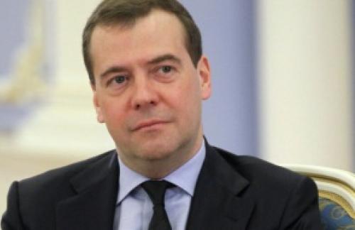 Медведев: надеюсь, что ЦБ продолжит снижать ставку