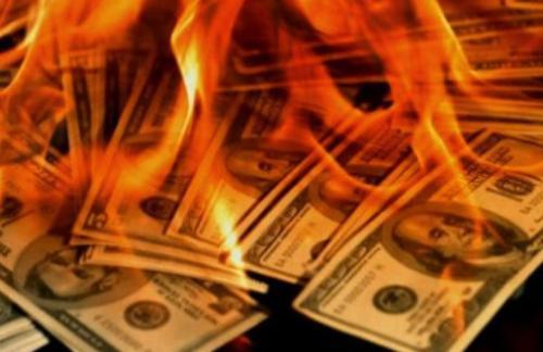 Дедолларизация: карта краха резервной валюты