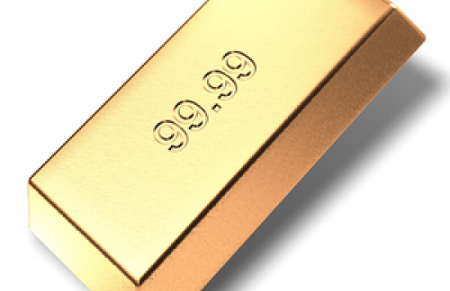 Спрос на золотые слитки продолжает расти