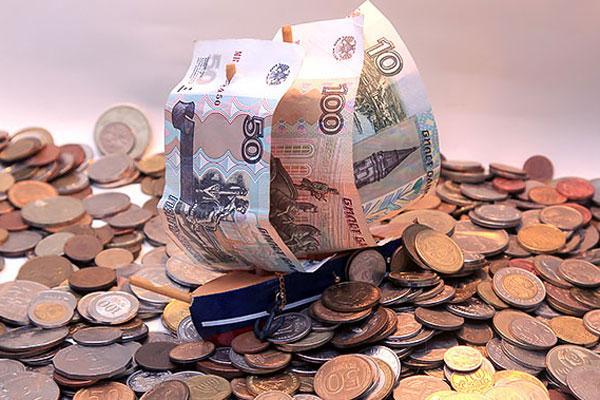 Инфляция в России сохранилась на уровне 0,1 процента