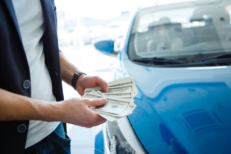 Потребительский кредит под залог машины