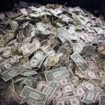 ЦБ купил 200 млн долларов для пополнения международных резервов
