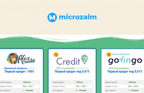 Как взять микрокредит и не прогадать