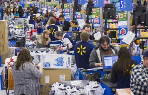 Инфляция в США в марте оказалась ниже прогноза