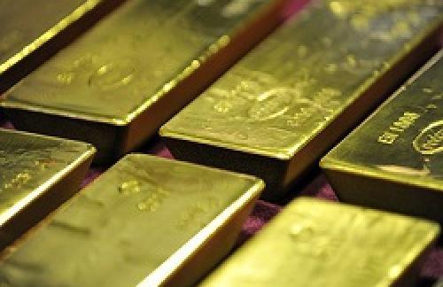 Золотовалютные резервы России сократились на 5,5 миллиарда долларов