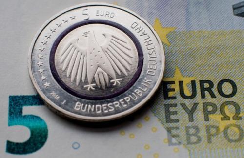 Бундесбанк улучшил прогноз роста экономики Германии
