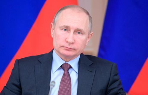 Путин: инновационный сектор экономики России должен обеспечивать более 10% ВВП страны