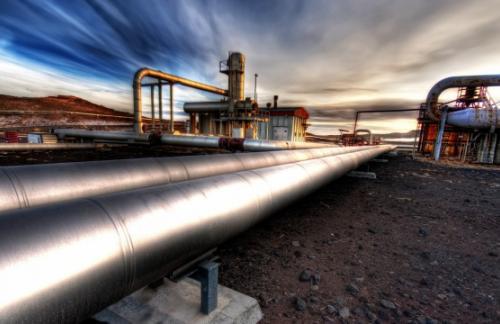 Доходы РФ от экспорта газа упали на 30%, нефти — 36%