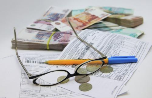 ЦБ: инфляция растет из-за повышения тарифов ЖКХ