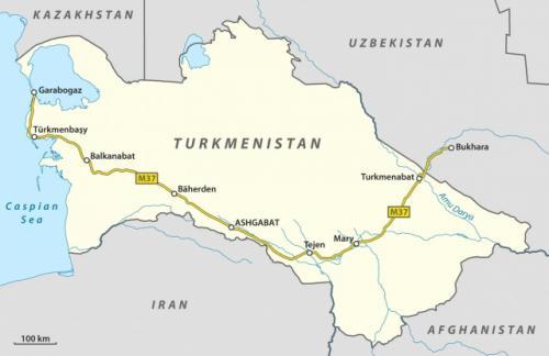 ВВП Туркмении вырос в январе-сентябре на 6,2%