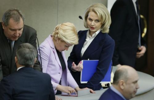 Голикова: рост НДС увеличит дефицит бюджета России