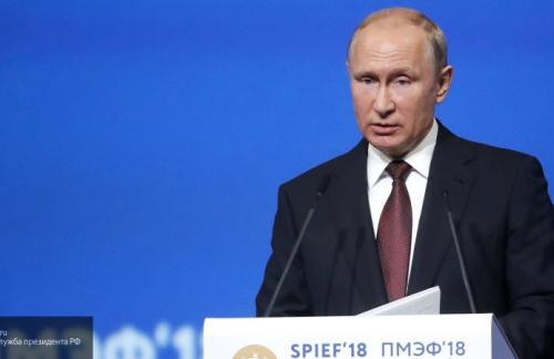 Путин: «Санкции — это бессмысленно, но вредно»