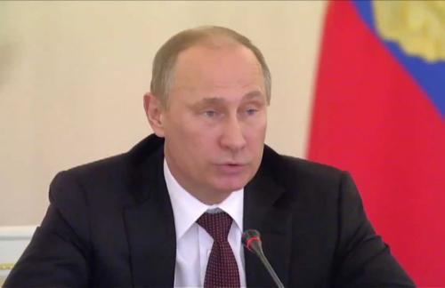 Путин учредил Совет по стратегическому развитию