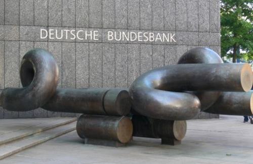 Бундесбанк: восстановление экономии ФРГ продолжается