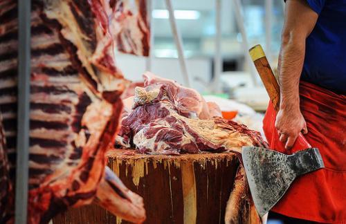 Россию вытянет мясо