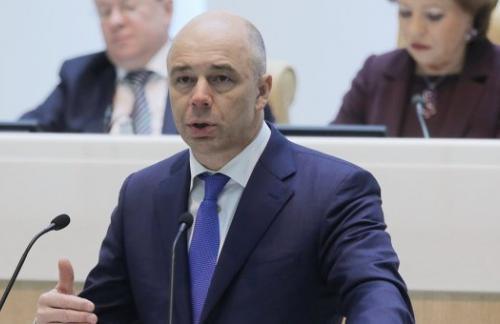 Силуанов: прогноз по динамике экономики России станет консервативнее