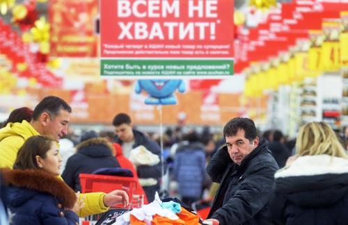 Экономический кризис почувствовали уже более 70% россиян