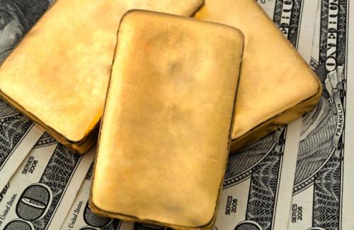 Золотовалютные резервы РФ за неделю сократились на 2,7 миллиарда долларов