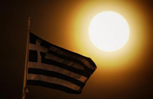 В Греции сохраняется дефляция