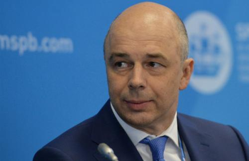 Силуанов назвал возможный размер дефицита бюджета РФ