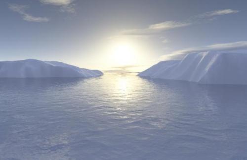 Правительство направило на исследование Арктики 205 млн рублей