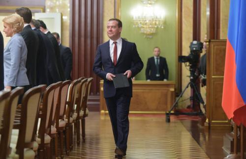 Дмитрий Медведев гарантировал бизнесу налоговую предсказуемость