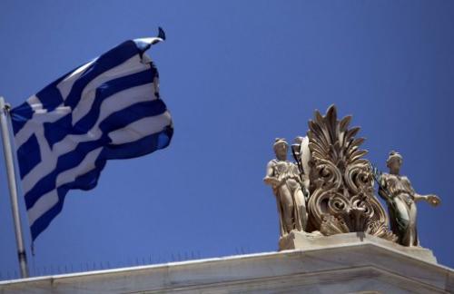 Экономика Греции может упасть на 2,3% в 2015 году
