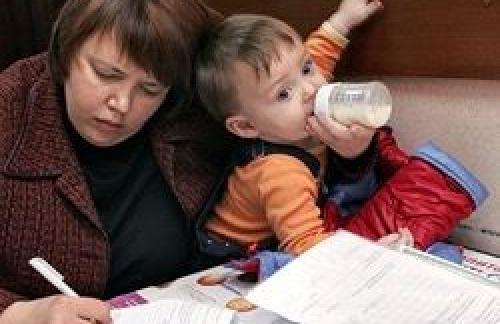 Минфин высказался против индексации материнского капитала