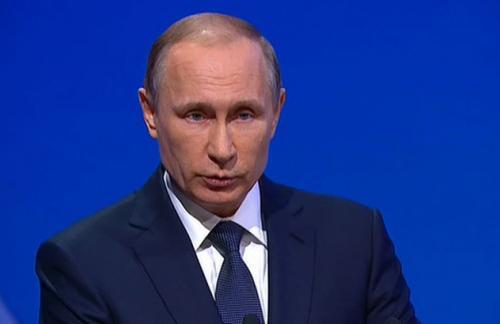Путин провел совещание по ускорению роста экономики