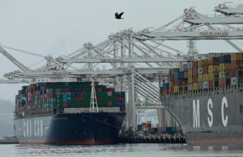 Дефицит торгового баланса США сократился на 11,6%