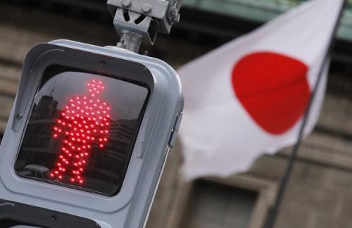 Экспорт Японии рухнул рекордными темпами с 2009 года