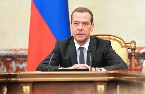 Медведев назвал бюджетную систему России стабильной