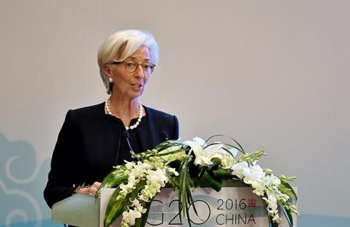 Глава МВФ назвала основные риски для мировой экономики
